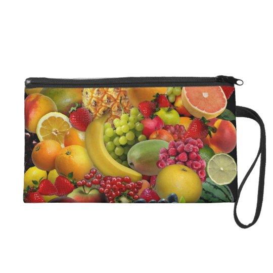 Fruit Wristlet