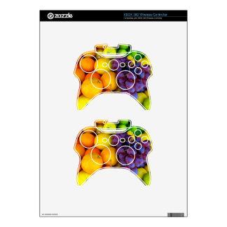 Fruit Xbox 360 Controller Skin