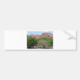 Fruita, Capitol Reef National Park, Utah, USA 3 Car Bumper Sticker