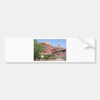 Fruita, Capitol Reef National Park, Utah, USA 4 Car Bumper Sticker