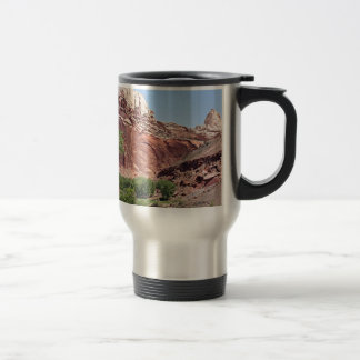 Fruita, Capitol Reef National Park, Utah, USA 4 Travel Mug