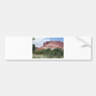 Fruita, Capitol Reef National Park, Utah, USA 5 Car Bumper Sticker