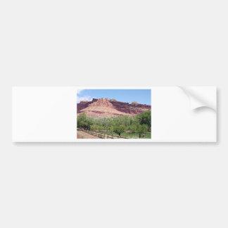 Fruita, Capitol Reef National Park, Utah, USA 7 Car Bumper Sticker