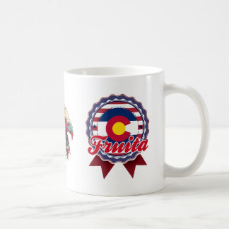 Fruita, CO Classic White Coffee Mug