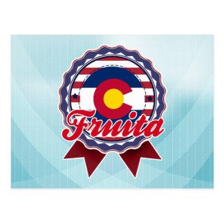 Fruita, CO Postcard
