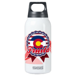 Fruita, CO 10 Oz Insulated SIGG Thermos Water Bottle