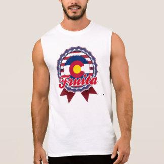 Fruita, CO Sleeveless T-shirt