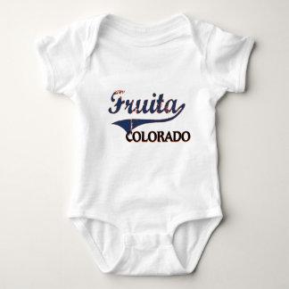 Fruita Colorado City Classic T Shirt
