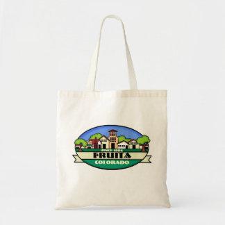 Fruita Colorado small town reusable bag