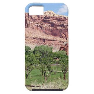 Fruita, parque nacional del filón del capitolio, iPhone 5 Case-Mate protectores