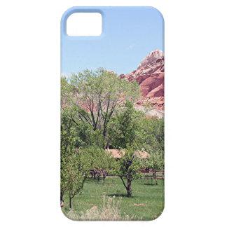 Fruita, parque nacional del filón del capitolio, iPhone 5 carcasas