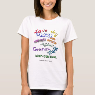 Fruitage Of God's Spirit T-Shirt