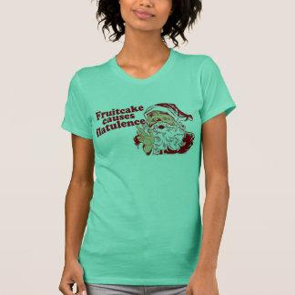Fruitcake Causes Flatulence T-Shirt