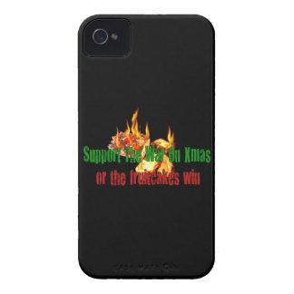 Fruitcake del terrorista iPhone 4 carcasas