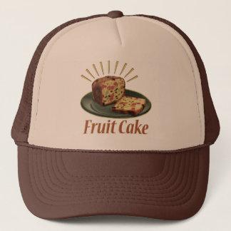Fruitcake Fruit Cake Trucker Hat