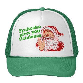 Fruitcake Gives You Flatulence Trucker Hat