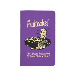 ¡Fruitcake! Los snacks del nacimiento de Jesús Cuadernos