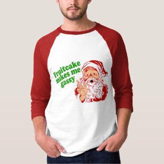 Fruitcake Makes Me Gassy T-Shirt