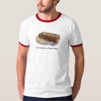 Fruitcake on a Paper Plate T-Shirt