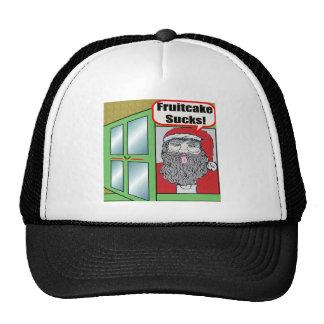 Fruitcake Sucks Trucker Hat