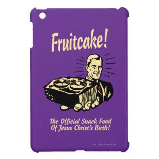 Fruitcake! The Snack Food of Jesus' Birth iPad Mini Case