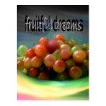 fruitful dreams postcard