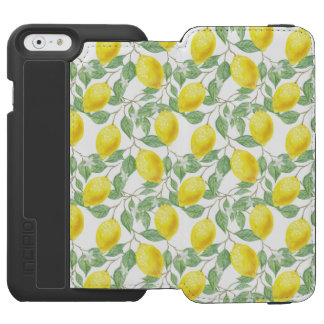 Fruiting Lemon Tree iPhone 6/6s Wallet Case