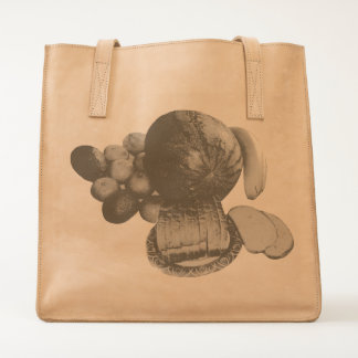 Fruits And Bread Tote