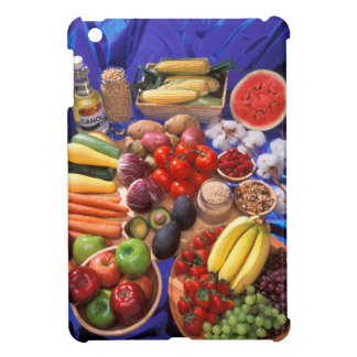 Fruits and vegetables case for the iPad mini
