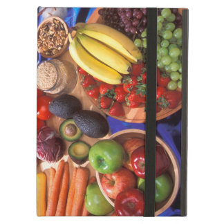 Fruits and vegetables cover for iPad air