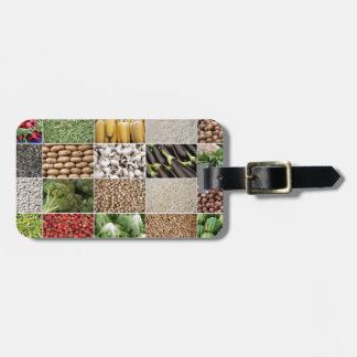 Fruits and Vegetables Tag For Bags