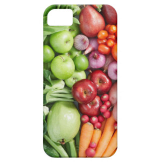 Fruits and Veggies iPhone SE/5/5s Case