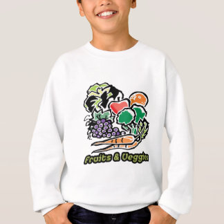 Fruits and Veggies Sweatshirt