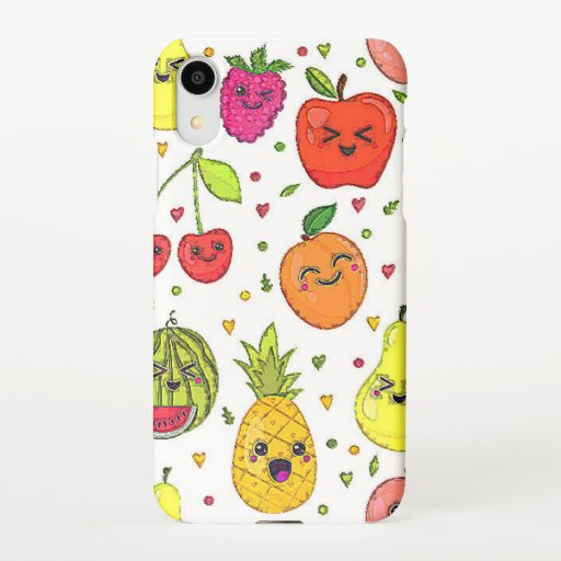 fruits background image phone cases