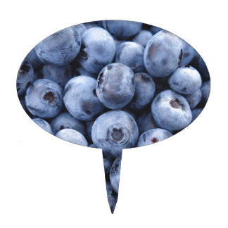 Fruits Blueberries snack fruit berries berry Cake Topper