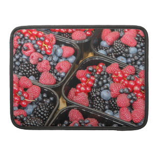 Fruits Blueberries snack fruit berries berry MacBook Pro Sleeve