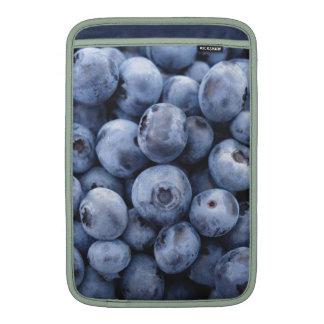 Fruits Blueberries snack fruit berries berry Sleeves For MacBook Air