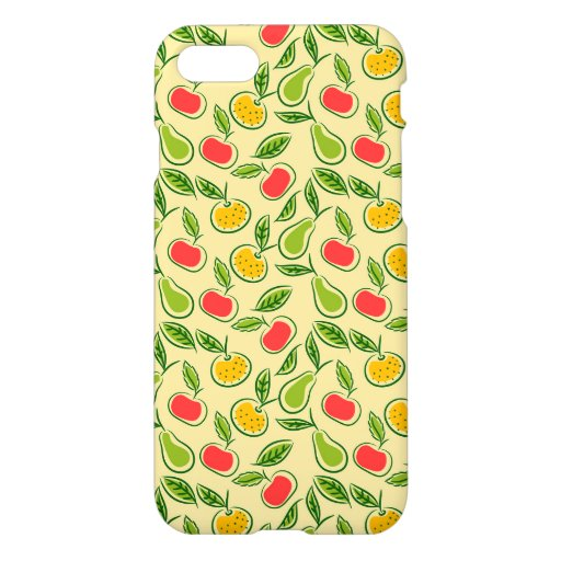 Fruits iPhone 8/7 Case