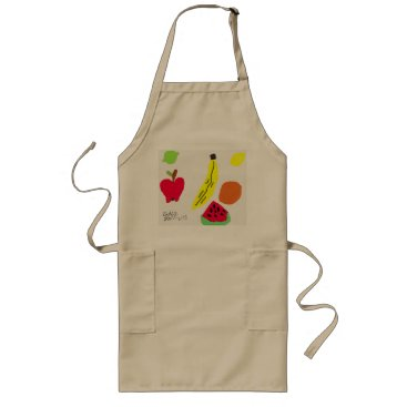 Lindsie_Starr_Store Fruits Long Apron