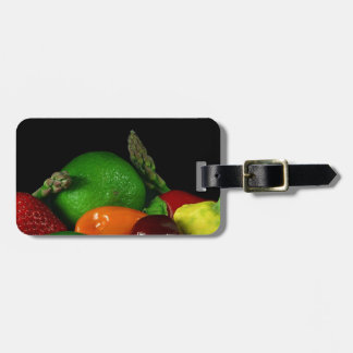 Fruits Tags For Luggage