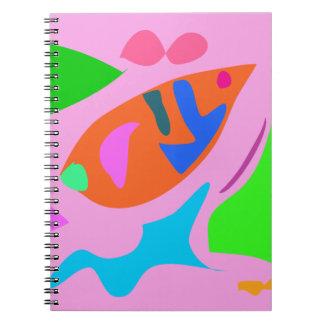 Fruits Notebook