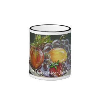 Fruits of my garden mug