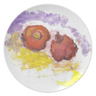 Fruits of Prosperity Plate