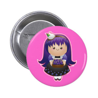 Fruits of the Spirit: Goodness 2 Inch Round Button