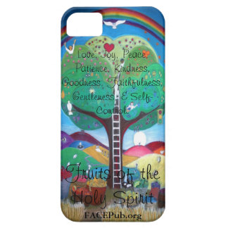 Fruits of the Spirit Iphone 5 Case