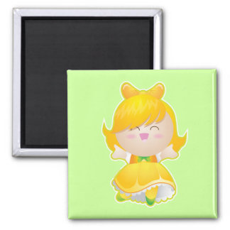 Fruits of the Spirit: Joy 2 Inch Square Magnet
