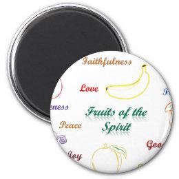Fruits of the Spirit Magnet