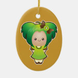 Fruits of the Spirit: Patience Christmas Tree Ornaments