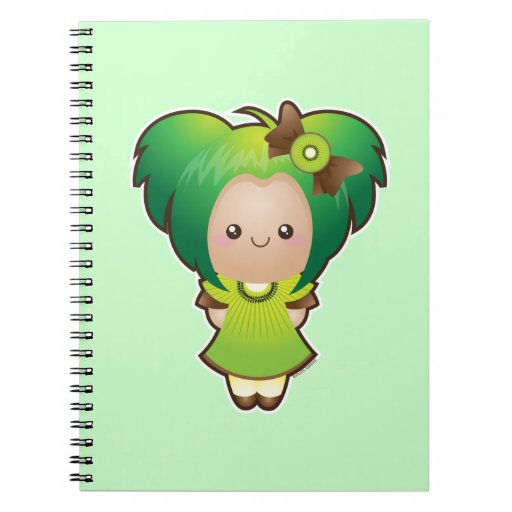 Fruits of the  Spirit: Patience Spiral Note Book