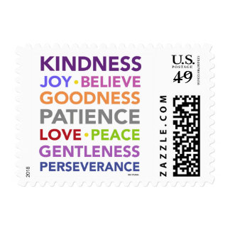 Fruits of the Spirit Postage Stamp